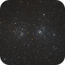Double Cluster,                                Poochpa