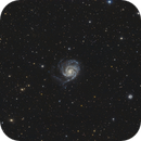 2017 - SPRING - M101 and surroundings,                                Axel