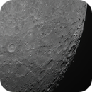 Tycho crater,                                Brian Boyle