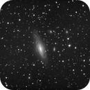 ngc 7331  15th and 16th September 2020 + combined with 2019 image,                                Stefano Ciapetti