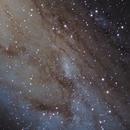 NGC 206 in Messier 31,                                Stefan