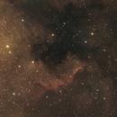 North America Nebula,                                Jon Stewart