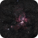 Carina Nebula (NGC 3372),                                Bertrand Lemasle