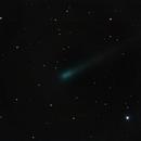 Cometa ISON C/2012 S1 - 8 novembre 2013,                                Giuseppe Nicosia