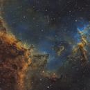 Melotte15(SHO+AOO25%)+RGB Star Color,                                Masahiro Takahashi
