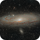 M31 Andromeda Galaxy (once again),                                VoidPointer