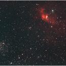 Caldwell 11 Bubble-Nebula HaRGB,                                AndreP
