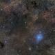 Rarely Imaged IC1287 and Barnard 97,                                hbastro