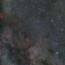 Nebula in Cepheus,                                Sergej Kopysov