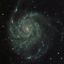 M101 (Pinwheel Galaxy),                                Jyri Heinonen