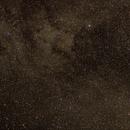 NGC 7000 and Deneb,                                Gaffatape