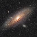 M31 - Andromeda Galaxy,                                bclary