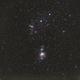 Orion's Belt & Sword,                                HenrikE