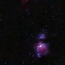 Nebel im  Orion,                                Thomas Fechner