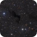 Barnard 174 in Cepheus,                                Nurinniska