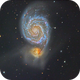 M51 - the Whirlpool,                                Gianni Cerrato