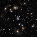 Hercules Galaxy Cluster - Abell 2151,                                Howard Trottier