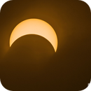 2017-08-21 Solar Eclipse from Vermont, USA,                                Chris R White