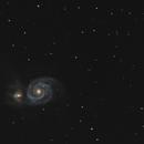 M51 cropped & resized,                                OrionRider