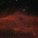 California Nebula NGC 1499,                                Starman609