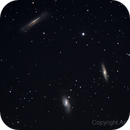 The Leo Triplet,                                Chuck Manges