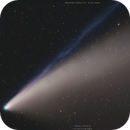 Neowise Closeup - With 400mm,                                Markus Bauer