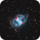 M76. The Little Dumbbell Nebula.,                                Vlad Onoprienko