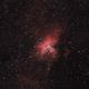 Eagle Nebula,                                Marcelo Alves