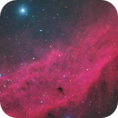 NGC 1499 California Nebula,                                Tim Gillespie