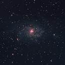 M33,                                Ian