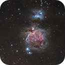 M42 New Version - 8 Hours of Processing,                                Markus Bauer
