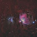 M42 Orion,                                Jürgen Kemmerer