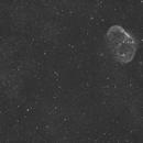 NGC6888 Ha,                                bilgebay