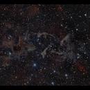 LDN 1228 - dark nebulosity with the RASA 8,                                Göran Nilsson