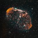 NGC6888 Crescent Nebula,                                Stan Smith