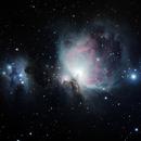 M42 Orion nebula,                                Frédéric DAUDIN