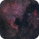 NGC7000 North America and Pelican Nebula,                                Michael Deyerler