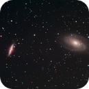 M81 and M82,                                Adrie Suijkerbuijk