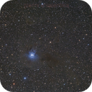 The Iris Nebula and his clouds of interstellar dust and gas,                                Gianni Cerrato