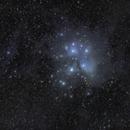 M45 Pleiades.,                                Daniel Erickson