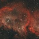 IC 1848 | Soul Nebula,                                Kevin F