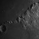 Eratosthenes, Montes Apennius,                                bunyon