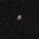M1 Crab Nebula,                                MattRussell