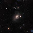 NGC 1316,                                Bill Clugston
