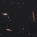 M65 M66 ngc3628 Galaxies,                                Caoxi