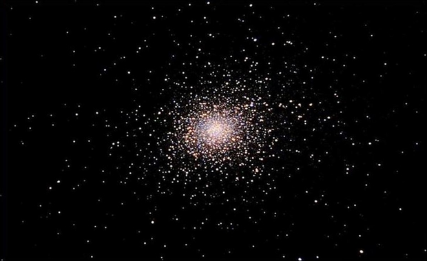 M15 Constellation  Pegasus (Globular Cluster),                                AlBroxton