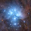 M45 Pleiades,                                Astro_m
