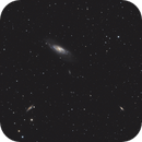 M106 and friends,                                Lee B