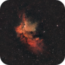 Wizard Nebula NGC 7380 Canon 6D,                                Jason Brown