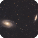 M81 and M82,                                Yung Hsu Shih